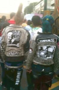 O amor é punk