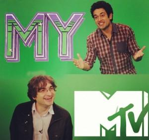 VJs Léo Madeira e Rafa Losso - Foto: MTV Brasil/Instagram