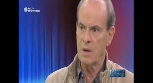 Ney Matogrosso em entrevista à TV RTP