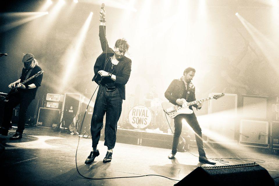 Rival Sons toca em O2 ABC Glasgow, em dezembro - Foto: Reprodução Facebook