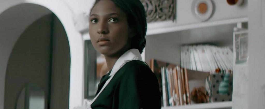 """A Jéssica de """"Boa Esperança"""" é negra - e interpretada por Domingas, filha de Pedro Paulo e Eliane"""