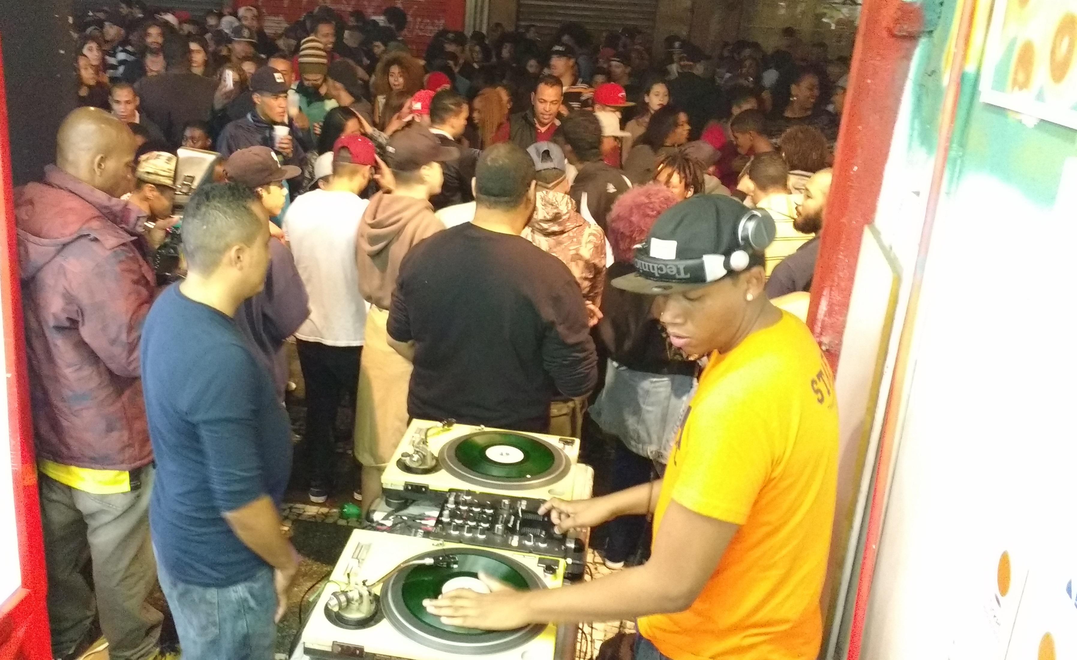 DJ Junior Black no Rei dos Doces
