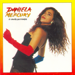 A capa do primeiro bancado pela Sony Music, em 1992