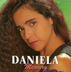 """Capa de """"Daniela Mercury"""", de 1991"""