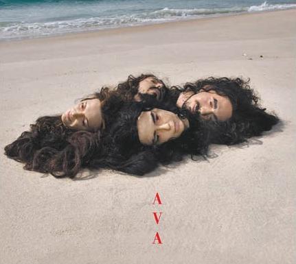 """Capa de """"Diurno"""" (2011), primeiro álbum de Ava"""