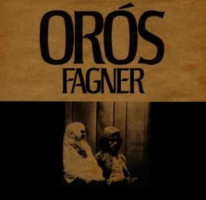 """Hermeto com Fagner no encarte de """"Orós"""" (1977)"""
