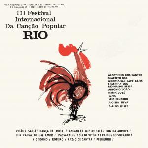 """No III Fic, de 1968, """"O Sonho"""" aparece na voz de Agostinho dos Santos; a passeata de Geraldo Vandré foi a predileta do público, e o """"Sabiá"""" de  Tom Jobim e Chico Buarque saiu vencedor"""