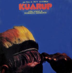 Em 1989, Egberto assina a trilha sonora de Kuarup, de Ruy Guerra