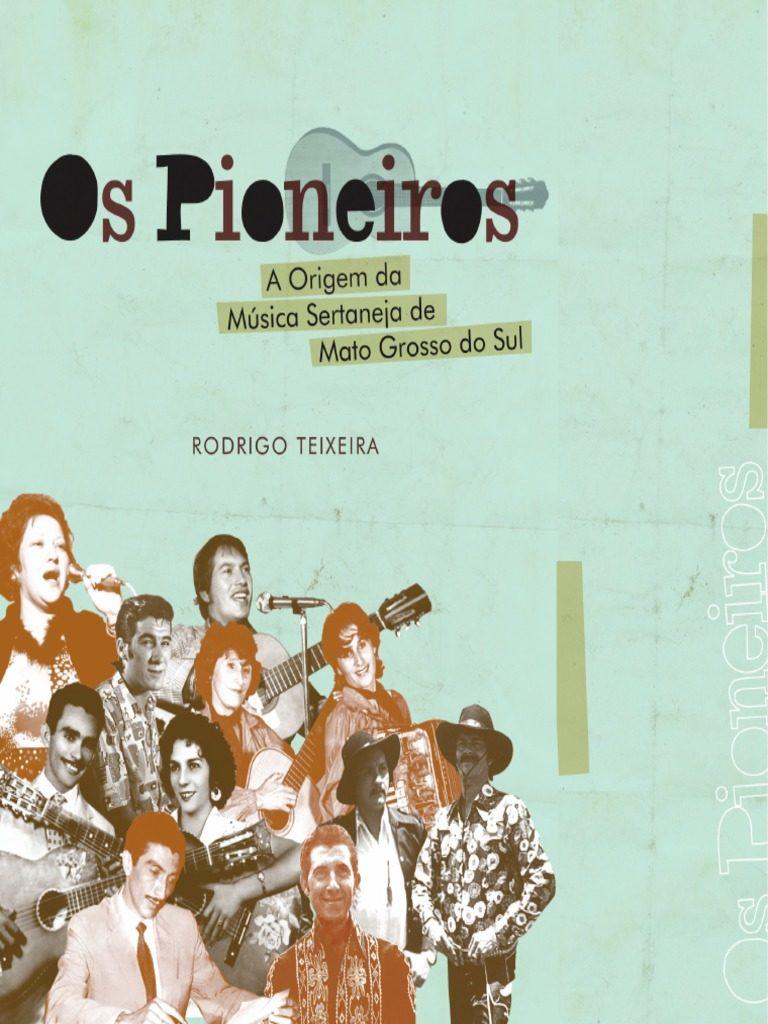 """O jornalista e músico gaúcho-sul-matogrossense Rodrigo Teixeira escreveu livros sobre os fundadores da música local e sobre a geração """"prata da casa"""", da qual Tetê fez parte antes de migrar"""