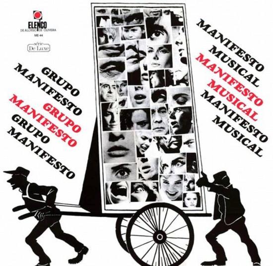"""""""Manifesto Musical"""" (1967) incluía """"Margarida"""", romantismo vencedor de festival composto por Gutemberg Guarabyra"""