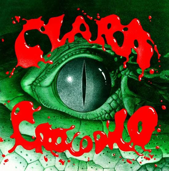 """Na estreia de Arrigo Barnabé com """"Clara Crocodilo"""" (1980), Arrigo Barnabé era acompanhado da Banda Sabor de Veneno, com participação de Tetê"""