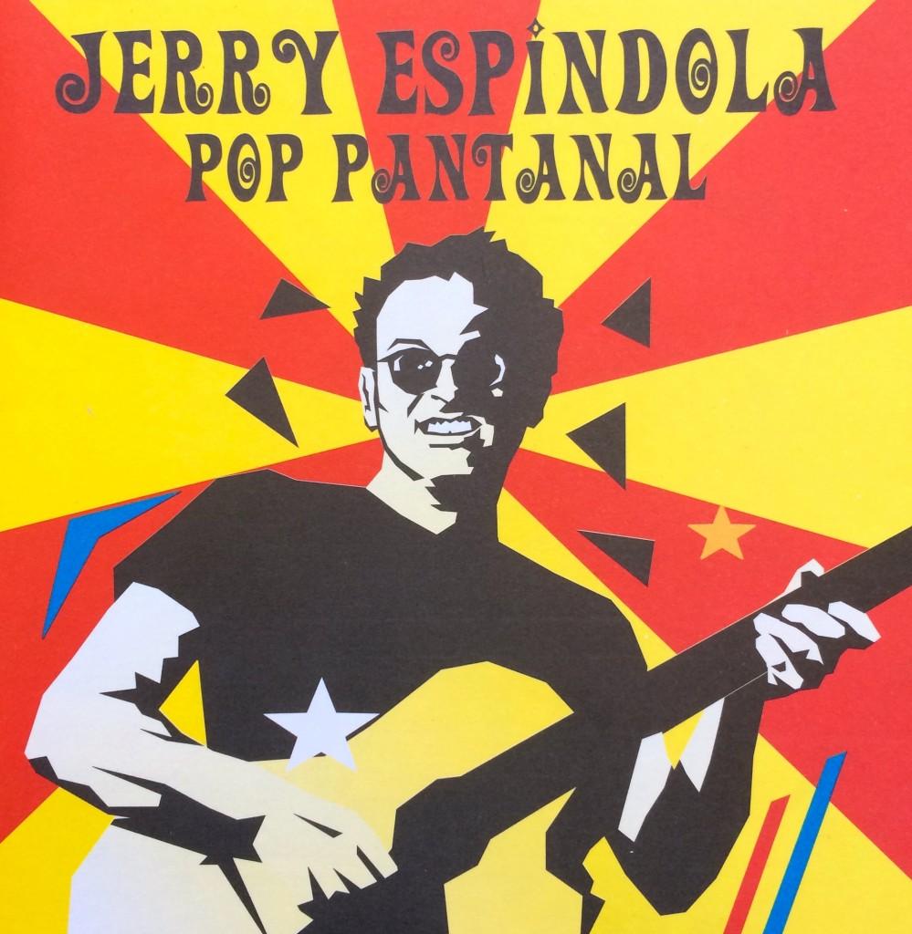 """O caçula Jerry desenvolve trabalho solo autoral a partir de Campo Grande, desde """"Pop Pantanal"""" (200)"""