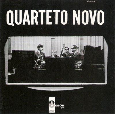 """""""Quarteto Novo"""", 1967"""