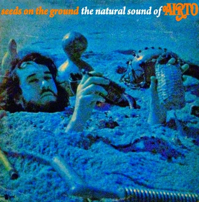 "Airto Moreira, ""Seeds on the Ground - The Natural Sound of Airto"""