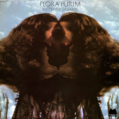 "Flora Purim, ""Butterfly Dreams"", 1973"